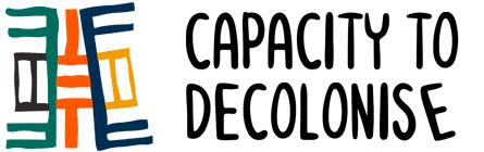 Capacity to Decolonise Logo