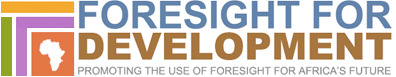 Welcome to Foresight For Development